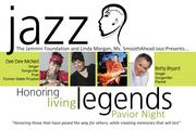 March 2011 Jazz Living Legends Pavior Night