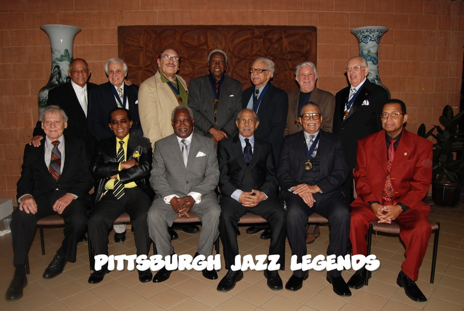 PITTSBURGH JAZZ LEGENDS - Classes of 2008 & 2012