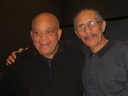Willie Ruff & Larry Ridley JALC 11-10-2014