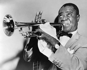 Louie Armstrong 1953