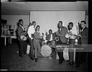 'LITTLE' WILLIE BECK & THE CROSSFIRES - circa. 1963 or 1964