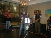 Saturday Jam session at the Indigo