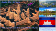 The grandeur of the Angkor Wat - the pride of Cambodia