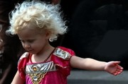 Small dancer, again