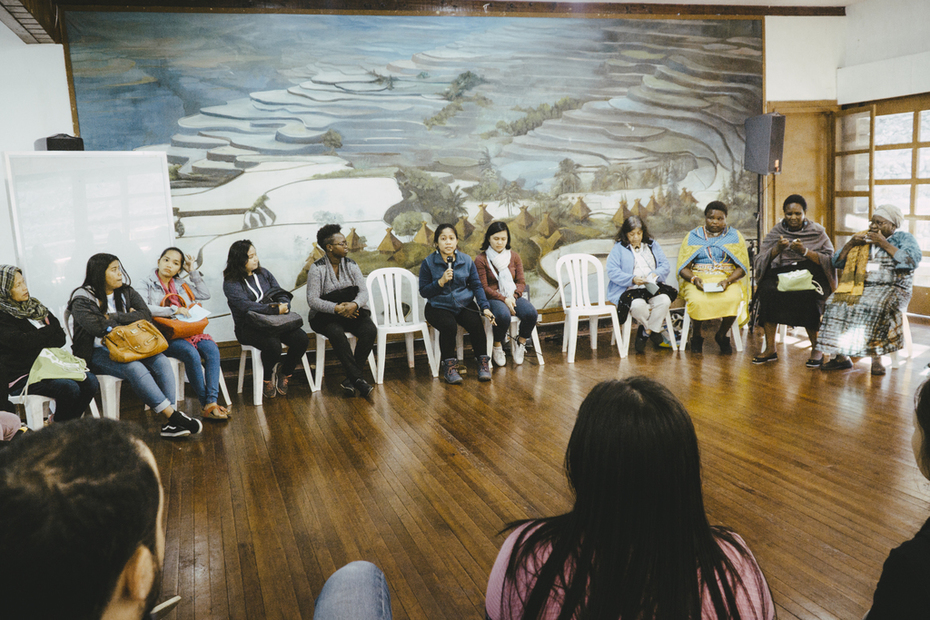 Voice Knowledge Exchange: Indigenous Women Rising 3