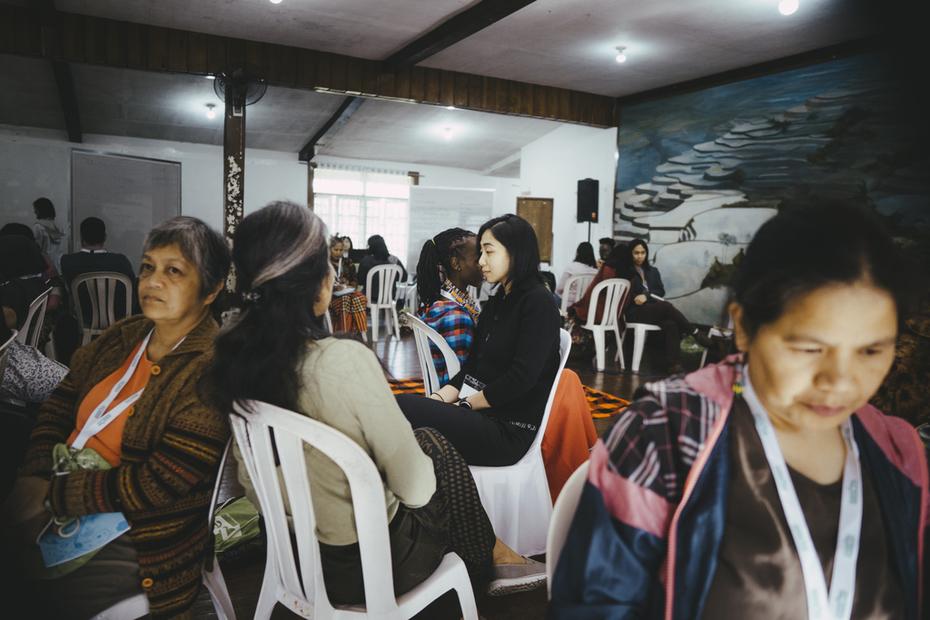 Voice Knowledge Exchange: Indigenous Women Rising 1