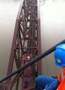 Melville, LA. Union Pacific rail road bridge