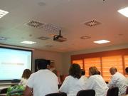 sesion clinica enfermedades hereditarias en centro salud
