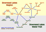 The Downeast Lakes Water Trails threatened by the Bowers Wind Project