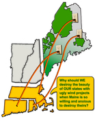 Maine is New England's patsy