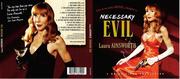 """Necessary Evil"" final CD artwork"