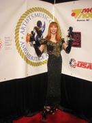 Red carpet, AMG Heritage Awards in North Carolina