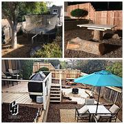 CG Built Reese Piece Backyard Remodel Tree