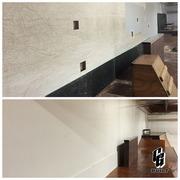 CG Built DC Ramp Drywall and Paint Decks