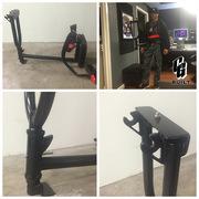 CG Built Selfie Camera Holder 360
