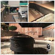 CG Built Reese Piece Backyard Trampoline Remodel