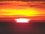 Sun Set over Lake Michagan