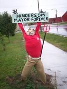 Scarecrow Contest Entry 2012