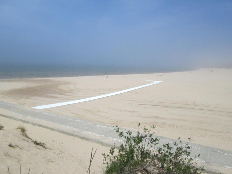 New Stearn's Beach Access Walkway