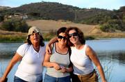 Cruzeiro de Luz no Lago da Moura Encantada