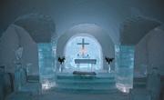 Capela de Gelo - Casamentos brancos ou renovação de votos