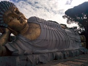Buddha deitado