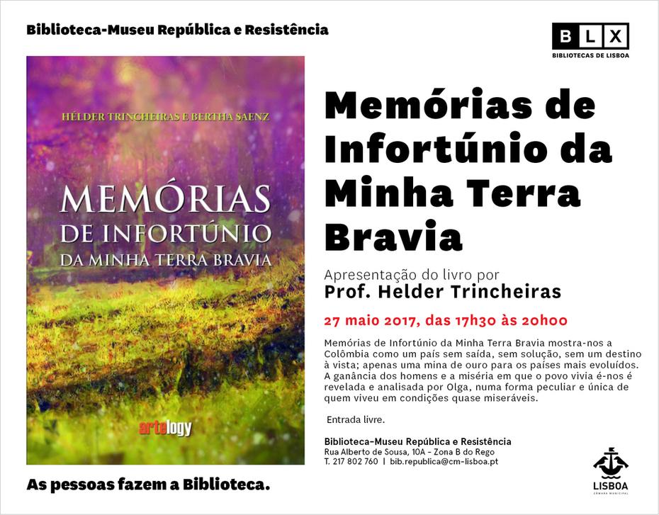 Convite__Memorias