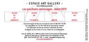 Art Gallery deìbut 2019 Invitation-2