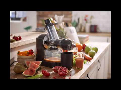 Tribest Slowstar Vertical Slow Juicer and Mincer SW-2000