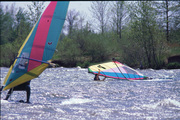 Vintage Windsurfing Photos