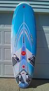 My New Tabou Rocket Windsurfing Board