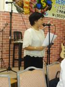 Riko,浜松でのイベントMCを・・・