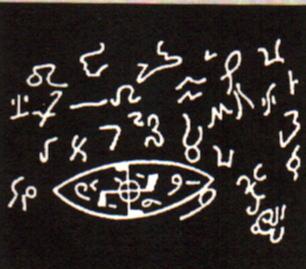 世界各地で見られる日本の神代文字