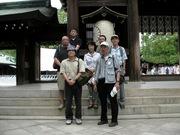 2012年7月29日関東地区ミーティング明治神宮