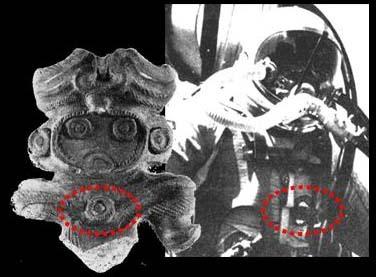 縄文土偶のUFOLOGY
