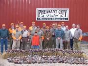 Pheasant City Lodge - South Dakota Upland Gamebird Hunting