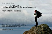 Receiving Visions and Revelations for your Business