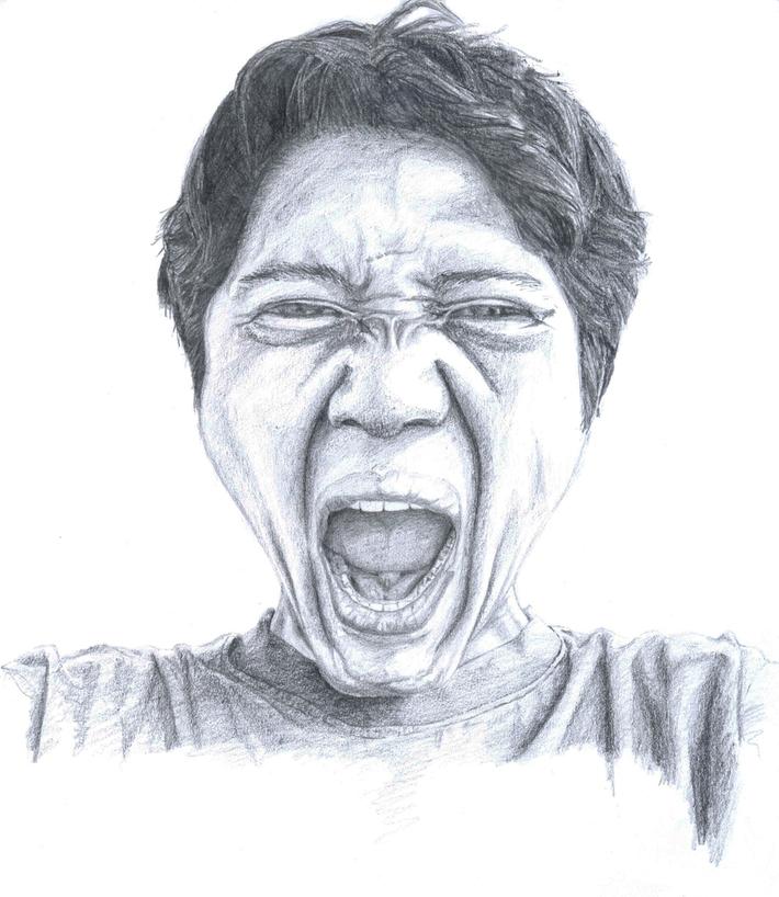 Self Portrait Pencil