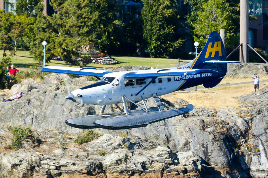 C-FHAD De Havilland Canada DHC-3 Turbine Otter