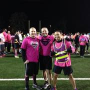 Paint the Town Pink 5k (2013)