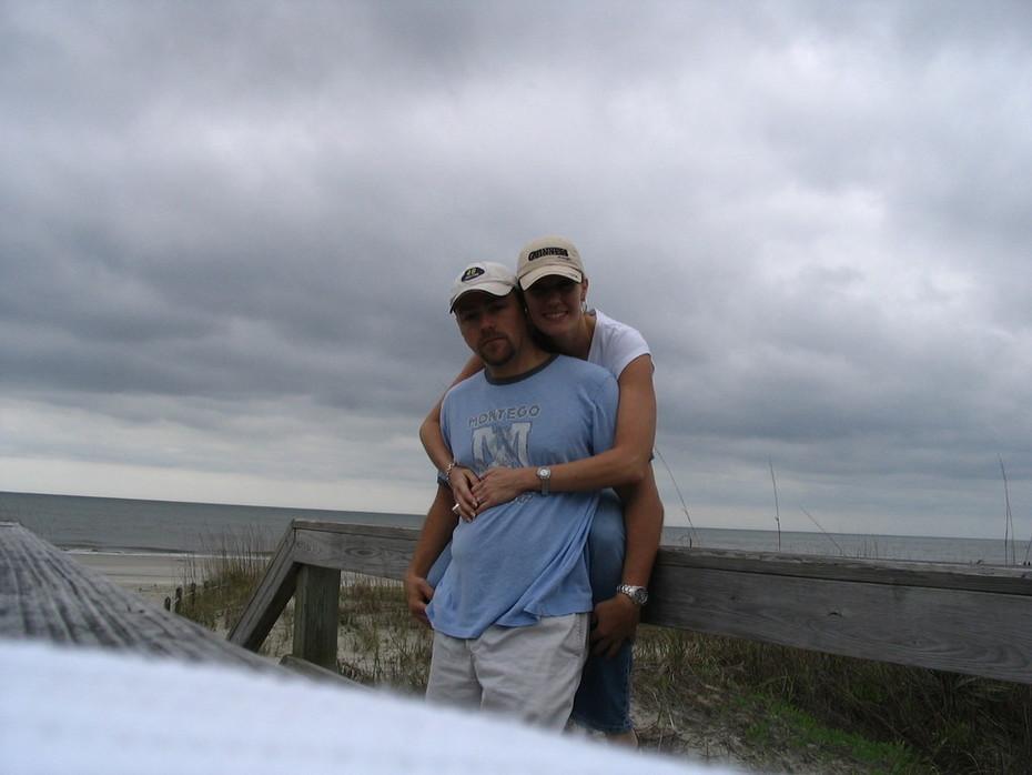 Me and Sandra