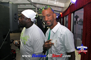 Picture's from 2nd annual (GREEN & WHITE BOAT PARTY) with CRUZ LA