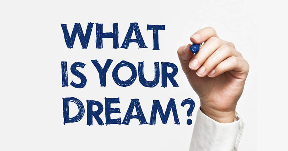 WHAT IS YOUR DREAM PHOTO