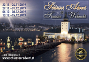 Traunsee Schlösser Advent
