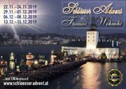 Traunsee Schlösser Advent