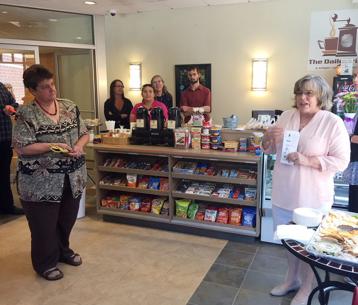 Ribbon Cutting: The Daily Grind II