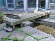 Hornsey Library Zen Garden