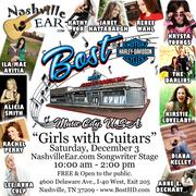 """Girls with Guitars"" - Saturday, December 3, 2011"