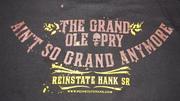 Hank III shirt
