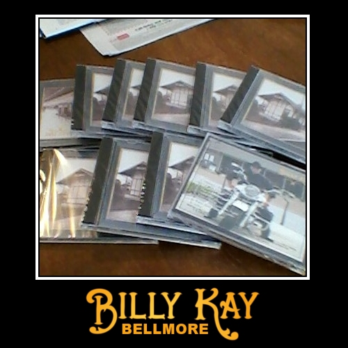 #BellmoreSpotting - Bellmore CDs are Here!